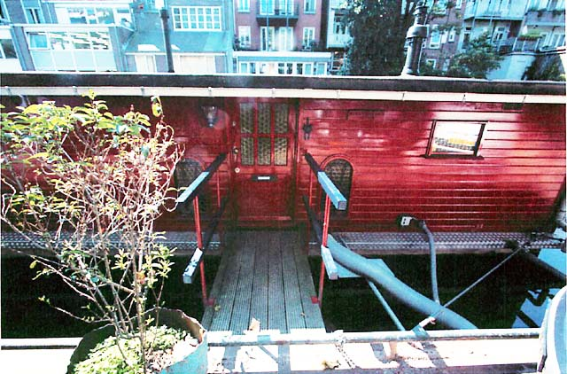 houseboat longterm lease amsterdam